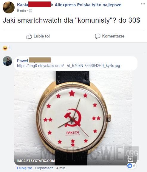 Podobno dobry smartwatch